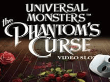 Игровой автомат Universal Monsters The Phantom's Curse Video Slot