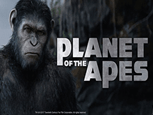 Слот с двойным дисплеем Planet Of The Apes